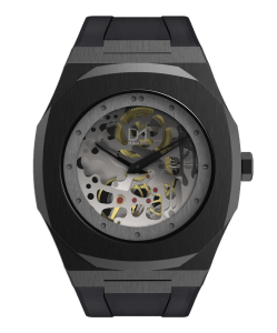 AUTOMATIC SKELETON GUNMETAL