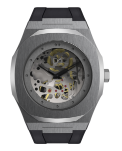 AUTOMATIC SKELETON SILVER
